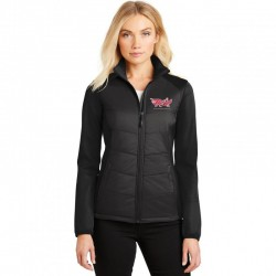 Ladies Hybrid Soft Shell...