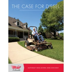 """The Case for Diesel"" Booklet"