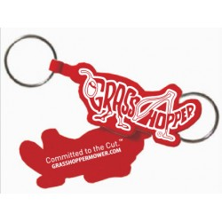 Grasshopper Logo Key Tag