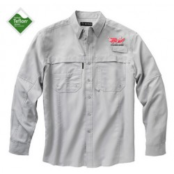Catch Long Sleeve Fishing Shirt