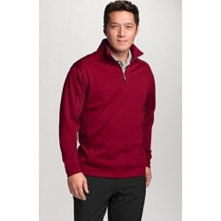 Edge Half Zip Sweater